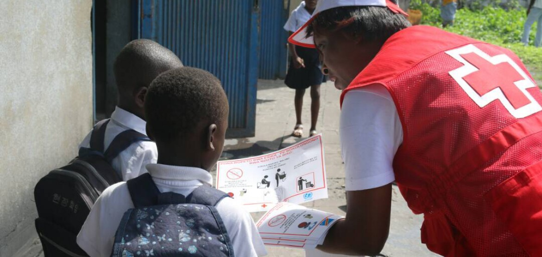 刚果民主共和国:红十字埃博拉专家团队抵达北基伍