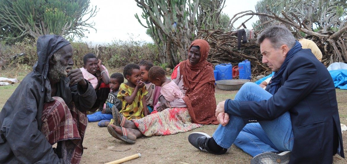 Ethiopia-Somalia: Climate change and violence trap millions in near-constant crisis
