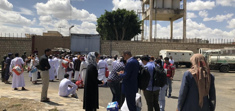 اليمن: اللجنة الدولية للصليب الأحمر تيسر الإفراج عن 290 محتجزًا