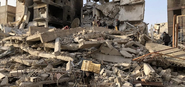 بيان من رئيس اللجنة الدولية للصليب الأحمر عقب زيارته لسورية