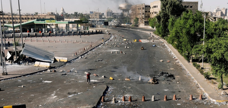 Беспорядки по всему Ираку нарастают. МККК призывает к сдержанности