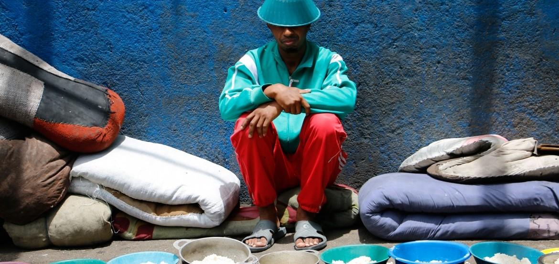 Madagascar: un repas de fête à la prison de haute sécurité