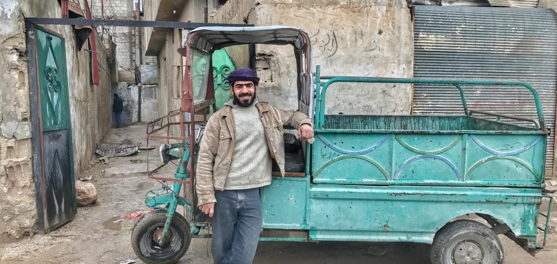 Damas-Campagne : quelle vie après les combats ?