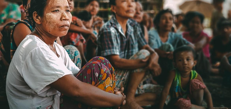 Myanmar: en Rakhine, nuestra prioridad son las personas