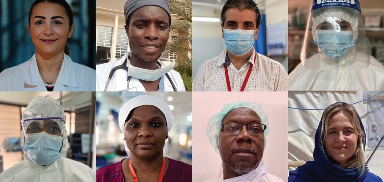 Journée internationale des infirmières : en pleine lutte contre le Covid-19, le personnel infirmier mérite reconnaissance, respect et protection