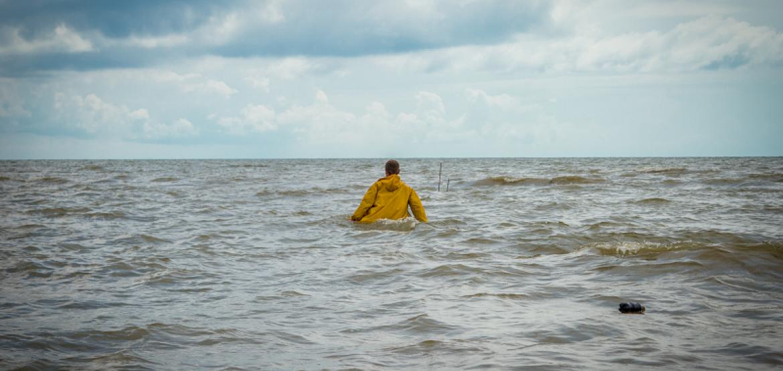 In Berdyanske, war ravages a fisherman's legacy