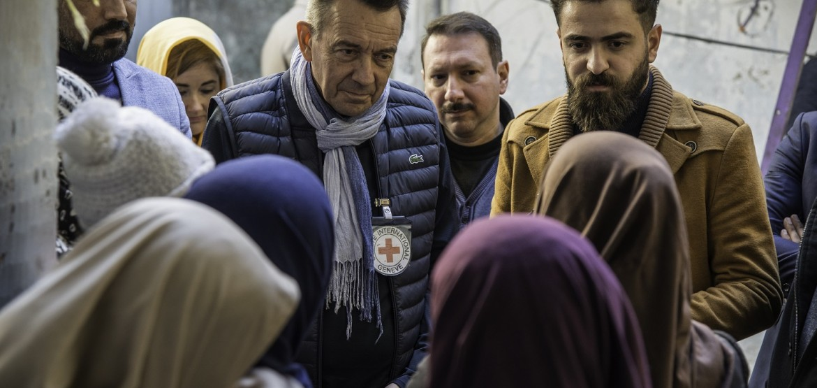 Mandate for ICRC's President extended for third term