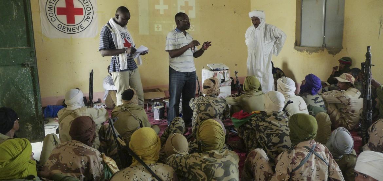 Исследование МККК: все больше конфликтов, все больше сторон в каждом конфликте — все сильнее опасность