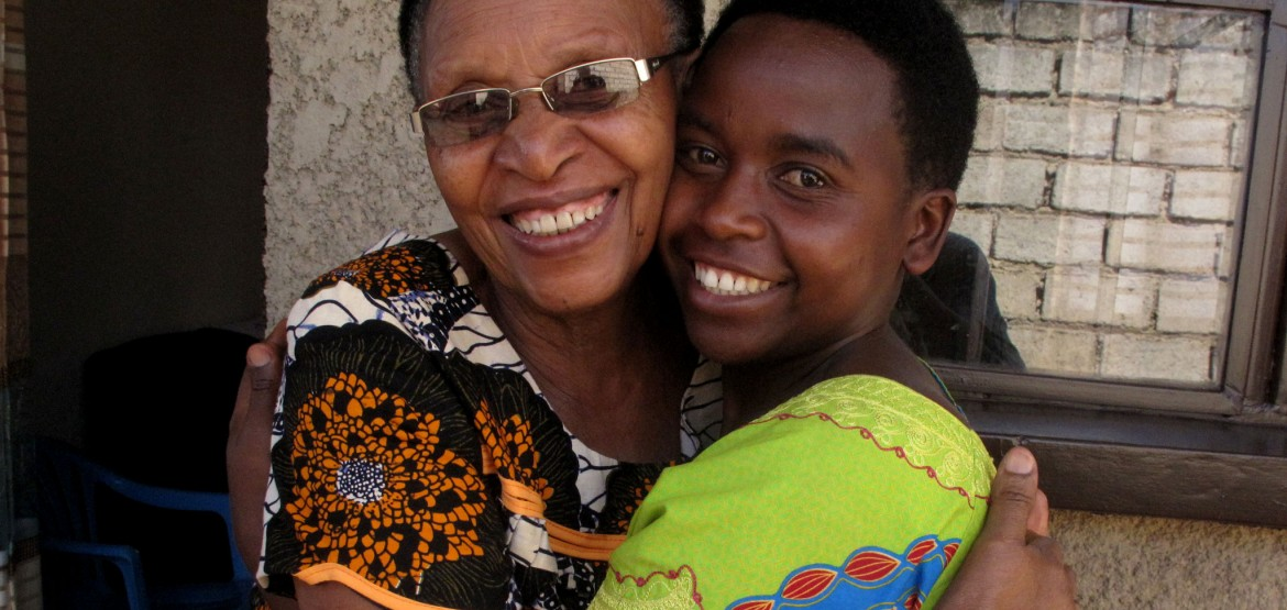 Rwanda: Eliane finds her family after 24 years of separation