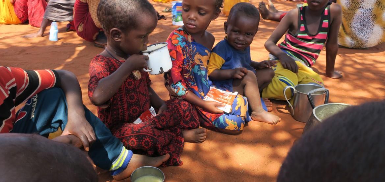 Somalia: asistencia alimentaria para 90.000 personas afectadas por la sequía