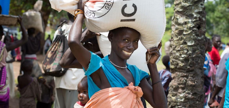 红十字国际委员会一如既往致力于援助南苏丹民众