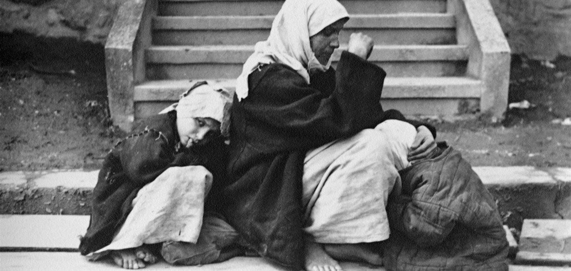 A look back at First World War's most vulnerable
