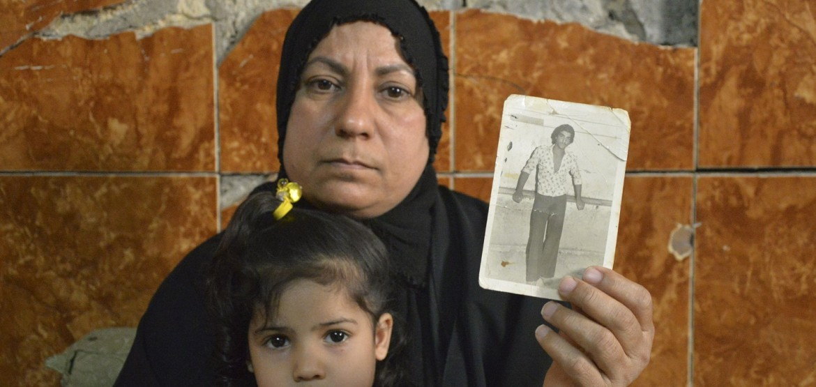 Iraq: Hundreds of thousands of people remain missing after decades of war, violence