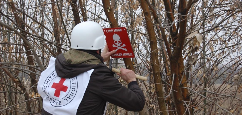 Desconsiderar o compromisso com a proibição das minas antipessoal põe em risco as vidas civis
