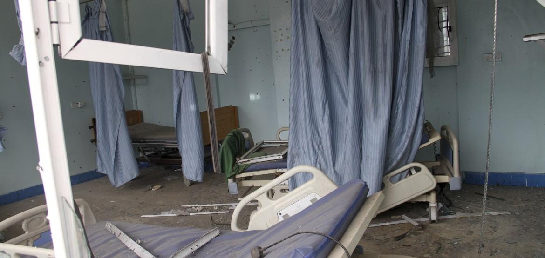 红十字国际委员会:医务人员每周均会遭受袭击