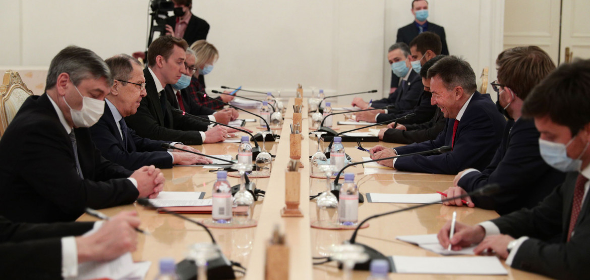 High level humanitarian dialogue with the Russian Federation