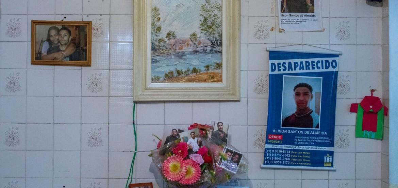 Brasil: 82.094 pessoas registradas como desaparecidas em 2018; famílias precisam de respostas