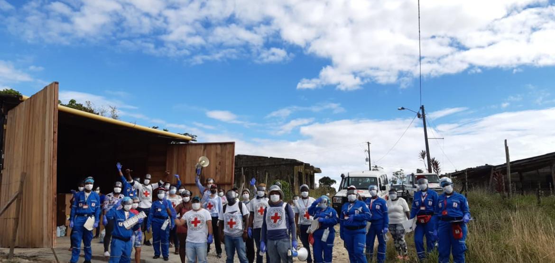 El Movimiento Internacional de la Cruz Roja en Colombia insiste en la importancia de respetar el emblema de la cruz roja