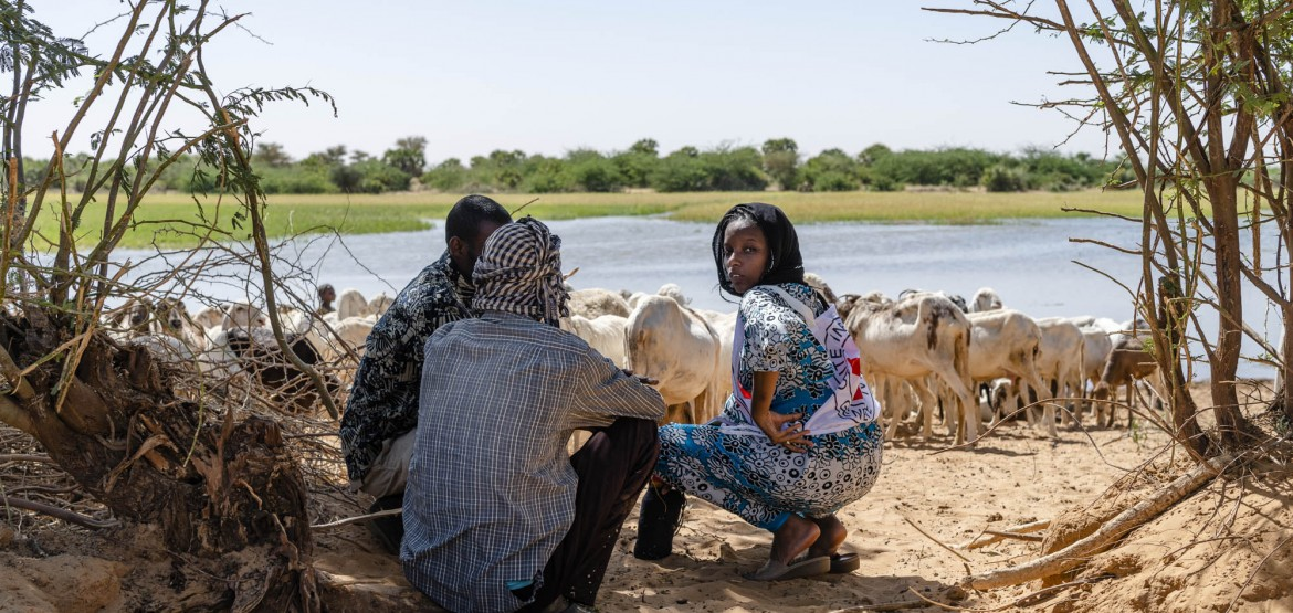 Mali-Niger: Climate change and conflict make an explosive mix in the Sahel