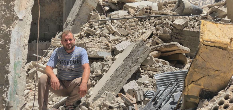 Ghouta Oriental: onde as necessidades são imensas e a recuperação é lenta