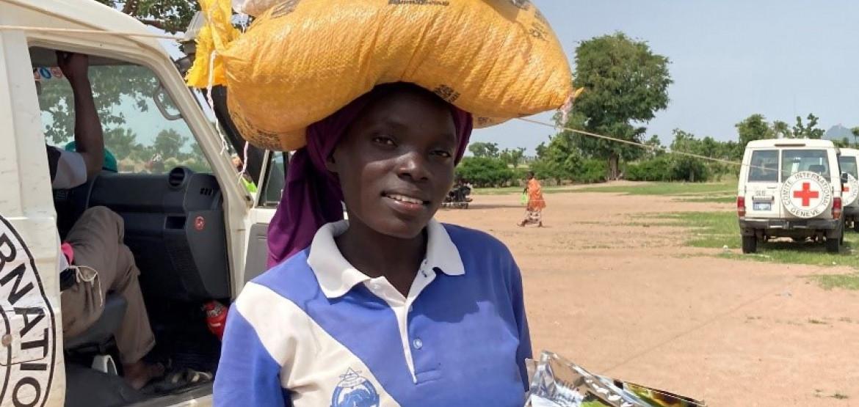 尼日利亚:超过5万户家庭获得农业支持