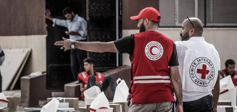 XXXIIIe Conférence internationale de la Croix-Rouge et du Croissant-Rouge : plus de 160 États ont débattu des questions humanitaires les plus urgentes