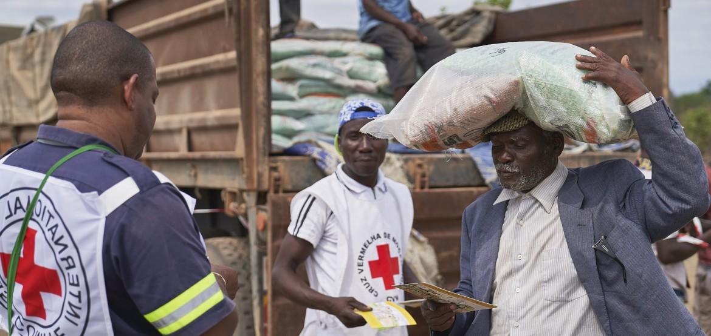 Moçambique: mais de 40 mil pessoas receberam sementes para ajudar na reconstrução das suas vidas