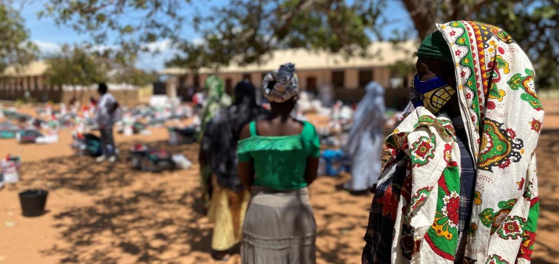 Moçambique: Agravamento da situação humanitária limita acesso a serviços de saúde
