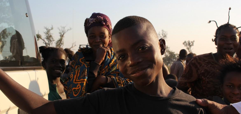 Angola/RDC: Crianças desacompanhadas do Campo de Refugiados de Lóvua contam suas histórias