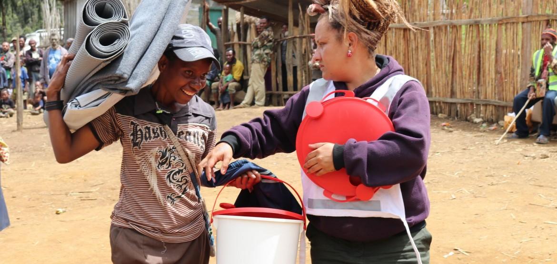 Papua Nova Guiné: responder às necessidades nas áreas afetadas pelo terremoto