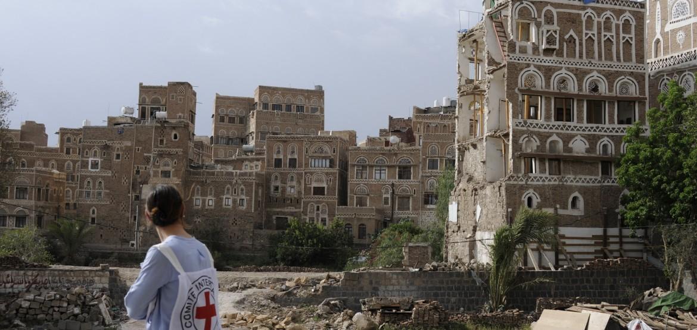 Йемен: МККК отзывает из страны 71 сотрудника по соображениям безопасности