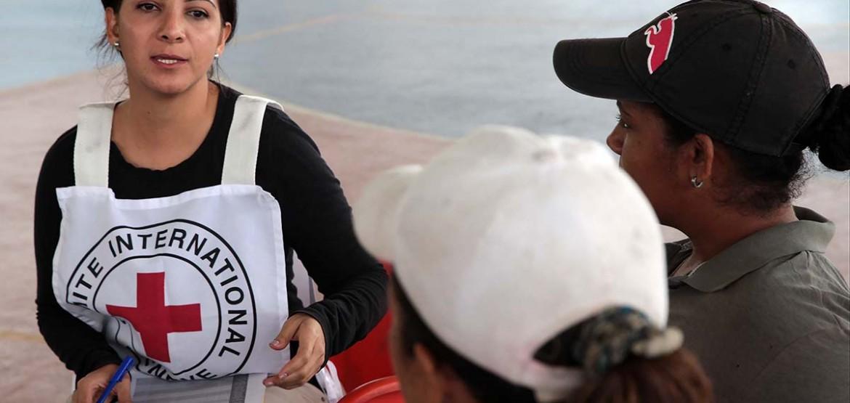 Venezuela: formación en salud, derecho humanitario y preparación para emergencias