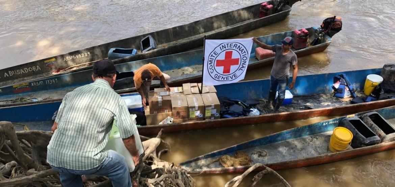 Venezuela: apoio aos mais vulneráveis e afetados pela violência