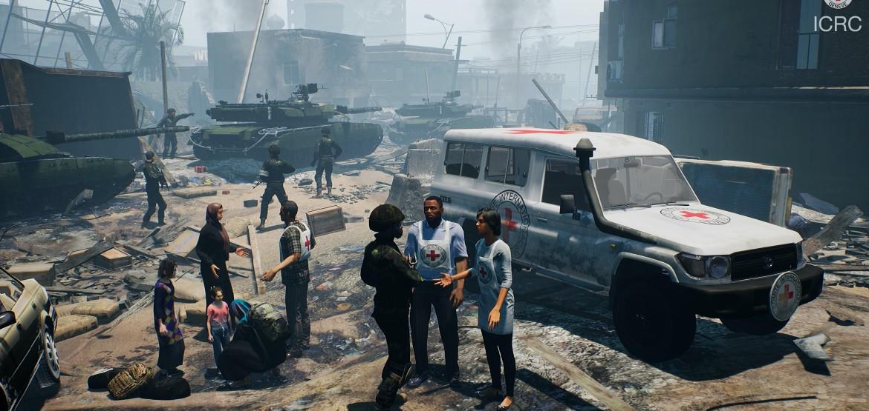 Виртуальный мир войн и катастроф: чему можно научиться, надев VR очки