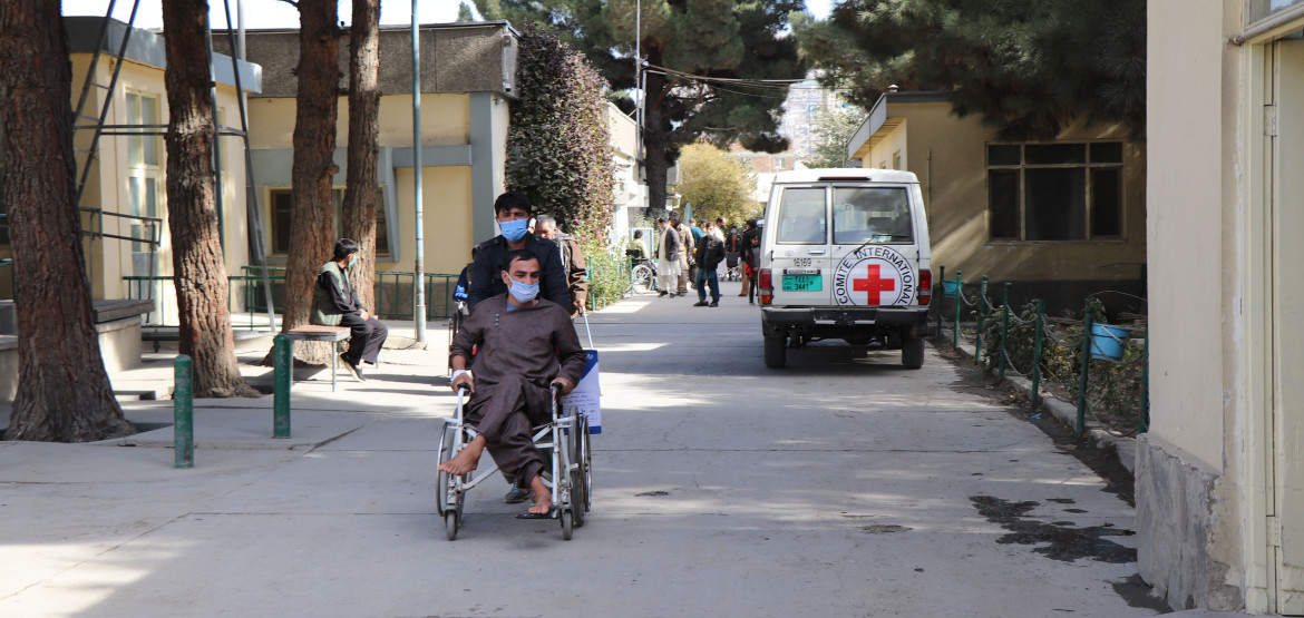 Afghanistan: Even at a crossroads for peace, more people are wounded in war
