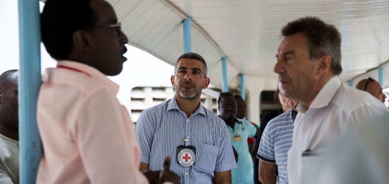 « Nous sommes dans une course contre la montre pour freiner la propagation du COVID-19 en Afrique»