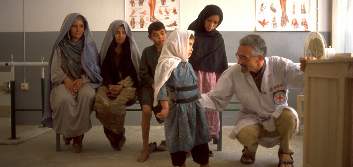 Physical rehabilitation in Afghanistan: Touching nearly 178,000 in 30 years