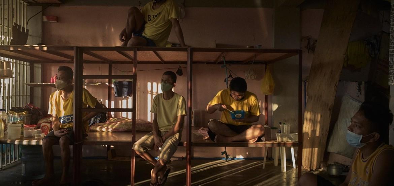 COVID-19  – Comment lutter contre l'infection : les enseignements à tirer des prisons philippines