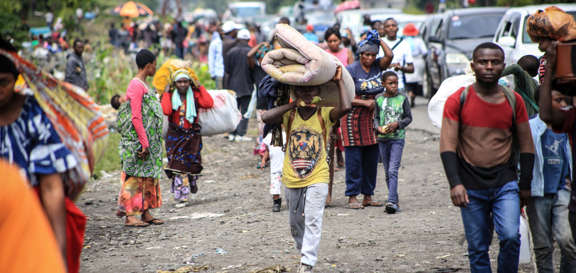 DR Congo : Ensuring access to water a priority in wake of volcanic eruption near Goma