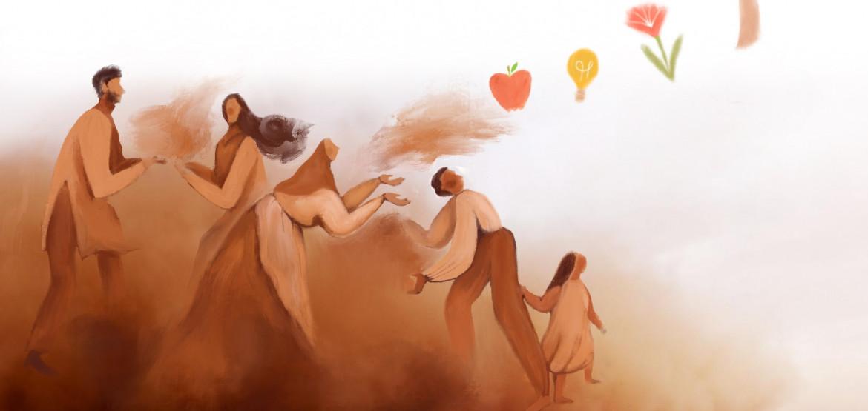 """国际红十字与红新月运动:人道界携手合作 应对气候变化造成的""""生存威胁"""""""