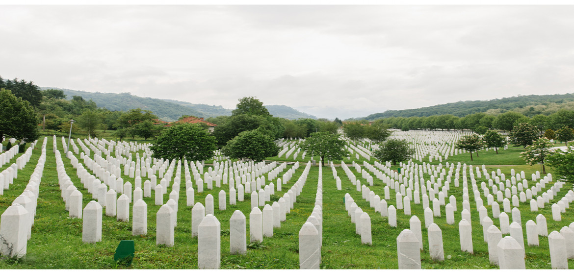 25 years after the sorrow of Srebrenica, 8,372 lives remembered