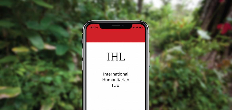 Aplicación de DIH: el derecho internacional humanitario al alcance de su mano