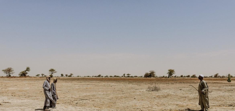 COP26 - Drei Verpflichtungen zur Stärkung der Klimamassnahmen in Konfliktgebieten