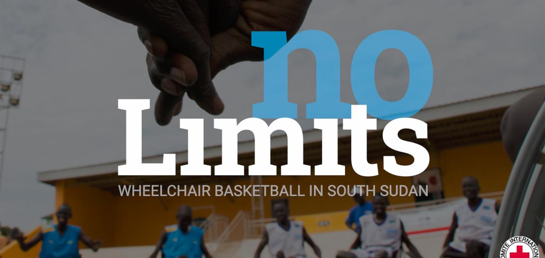 Sin límites: baloncesto en silla de ruedas en Sudán del Sur