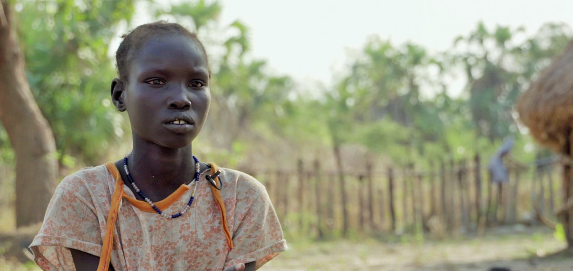 A gift and a toy: Growing up in the shadow of South Sudan's war
