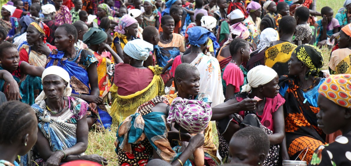 Wishing for life in South Sudan to return to normal