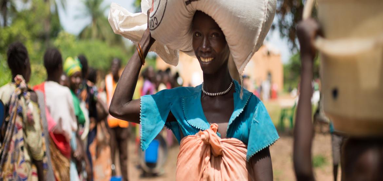 Resposta humanitária do CICV no Sudão do Sul — 2011 a 2021