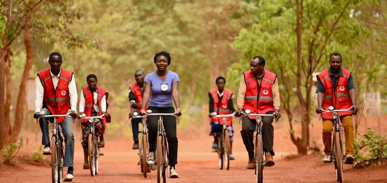 Retrouvailles familiales émouvantes dans l'ouest de la Tanzanie