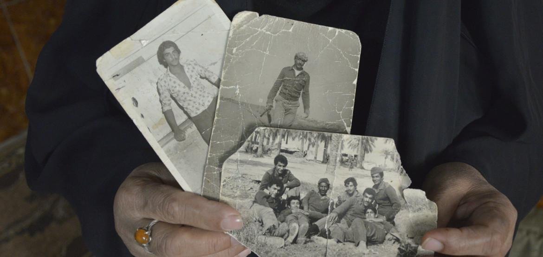 Ein gebrochenes Herz, das niemals heilt: Weshalb die Familien der Vermissten im Nahen Osten Antworten verdienen