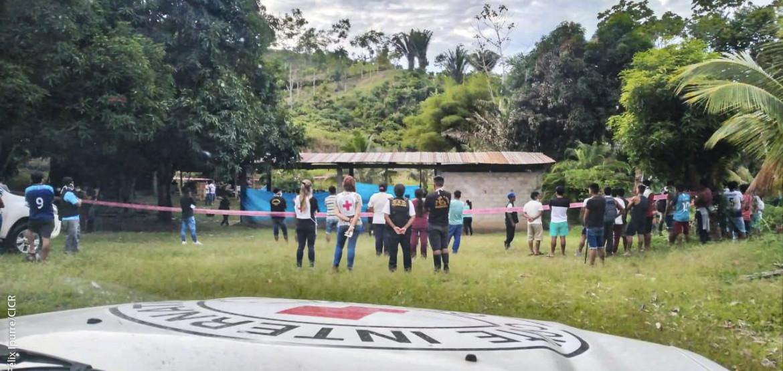 Perú: Acción del CICR en favor de las víctimas de la violencia en el VRAEM